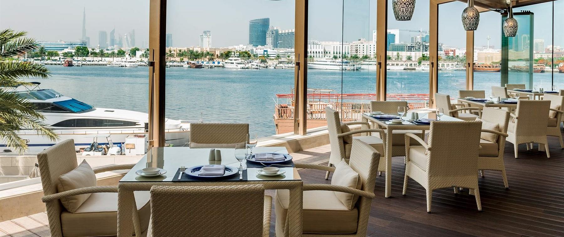 Stunning Dubai Creek view Vivaldi Dubai
